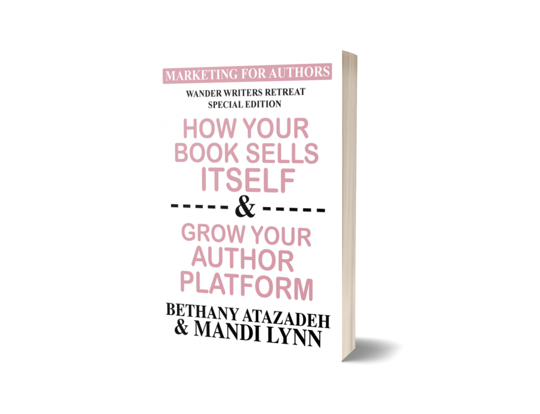 Marketing For Authors (Book 1 & 2)