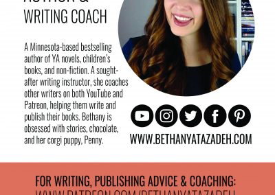 Bethany Atazadeh Pull-Up Banner