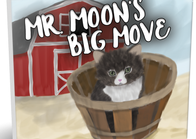 Mr. Moon's Big Move
